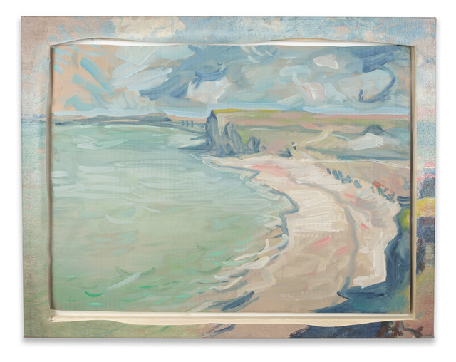 Nick Smith, 'Monet - Beach at Pourville', 2019, Rhodes