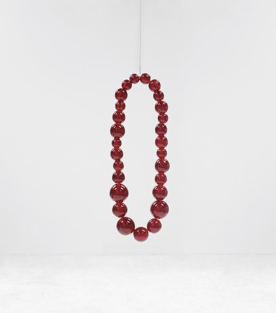 , 'Red-Amber Necklace,' 2017, Kukje Gallery