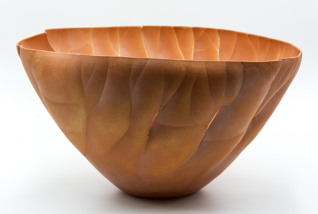 , 'Canyon Crevice Bowl,' 2019, Oeno Gallery