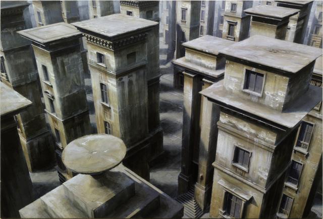 , ' Die Sixtinische Madonna,' 2008, Galerie Richard