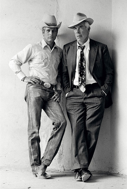 Terry O'Neill, 'Paul Newman and Lee Marvin, Tucson', 1972, Alon Zakaim Fine Art