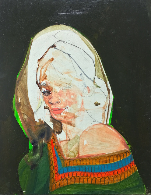 Karim Hamid, 'Portrait 56', 2019, Emmanuelle G Gallery