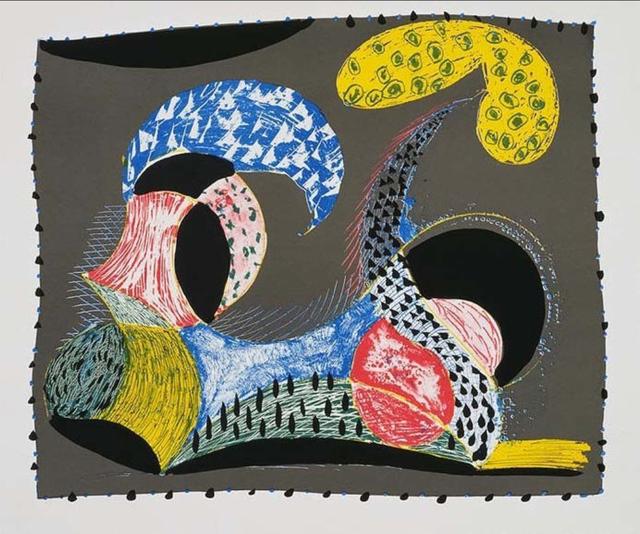 David Hockney, 'Warm Start', 1993, Kings Wood Art