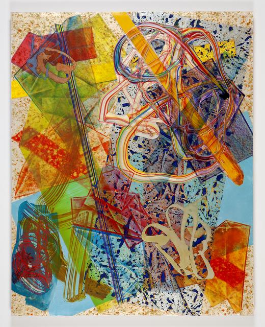 , 'Gala,' 2018, Nancy Hoffman Gallery