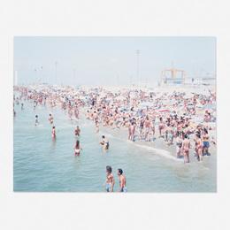Massimo Vitali, 'Virregio Sun (from the Landscapes with Figures portfolio),' 2006, Wright: Prints + Multiples (January 2017)