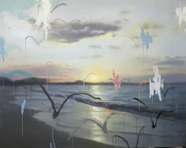 ", 'Birds (The ""Shkircha""),' 2017, Gordon Gallery"