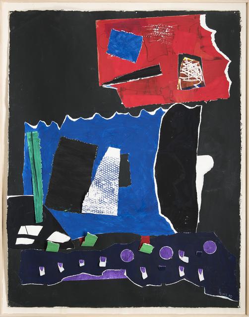 , 'Monument,' 2015, Galerie Lelong & Co.