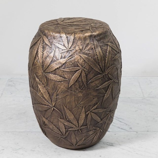 , 'Flora Series, Cannabis Stool,' 2018, Todd Merrill Studio