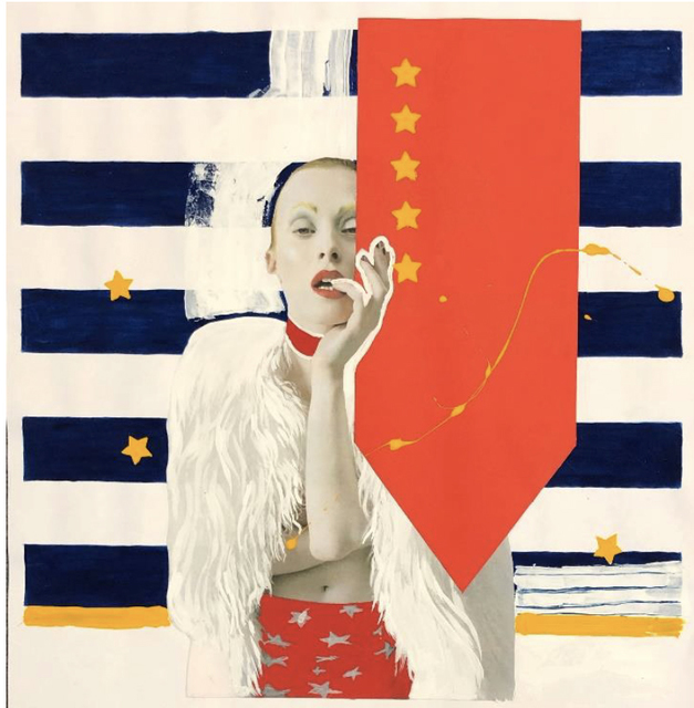, 'America,' 2017, Pan American Art Projects