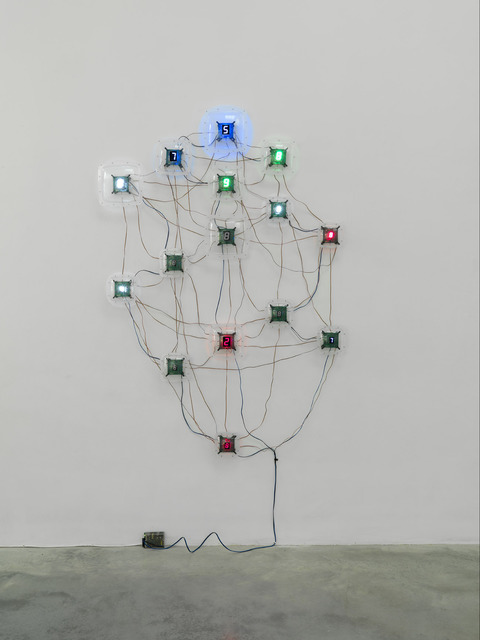 , 'Life (Corps sans Organes) No.9,' 2013, Lisson Gallery