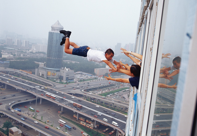 Li Wei 李日韦, '29 levels of freedom 040-02', 2003, Photography, ON/gallery