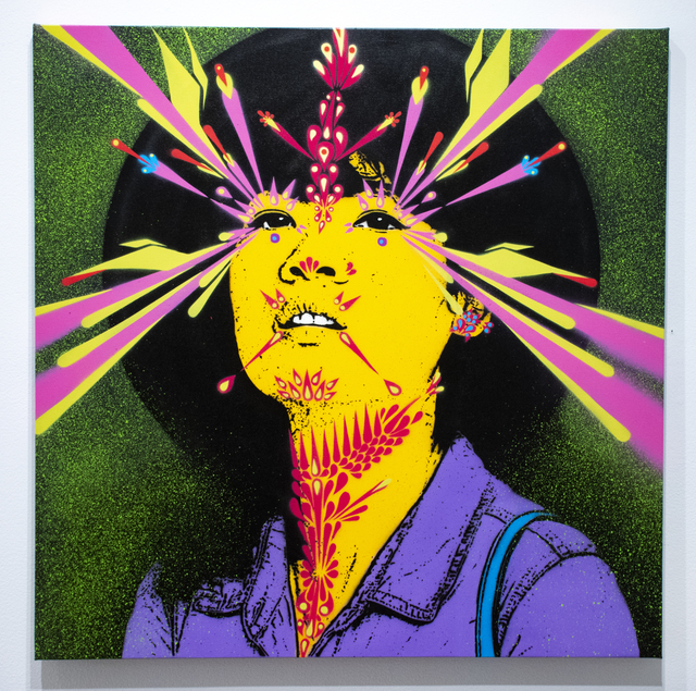 Stinkfish, 'Xi'an Woman', 2019, Vertical Gallery