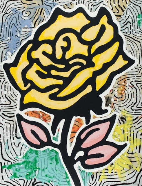 , 'The Yellow Rose,' 2015, michael lisi / contemporary art