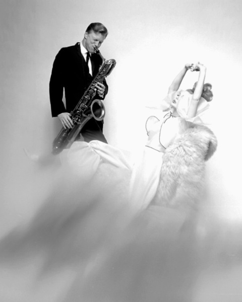, 'Gerry Mulligan and Monique Chevalier, VOGUE,' 1962, Staley-Wise Gallery