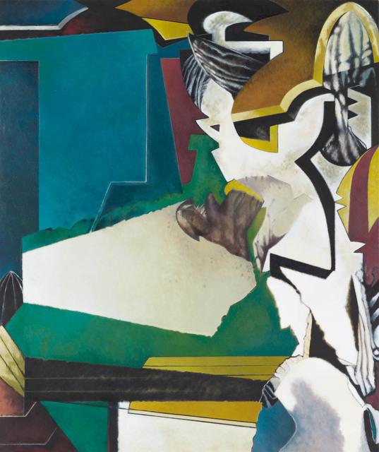 , 'Soundings I,' 2018, Candida Stevens Gallery