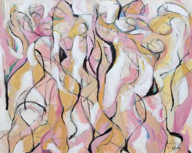 , 'Dance #5,' 2017, Spotte Art