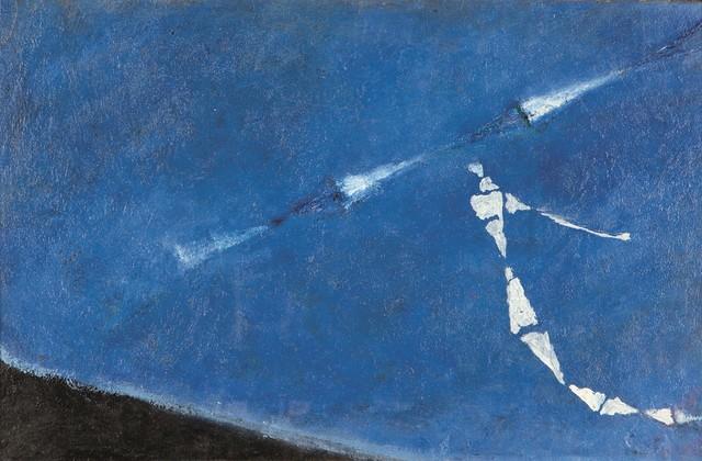 Osvaldo Licini, 'Volare', 1955-1956, Finarte