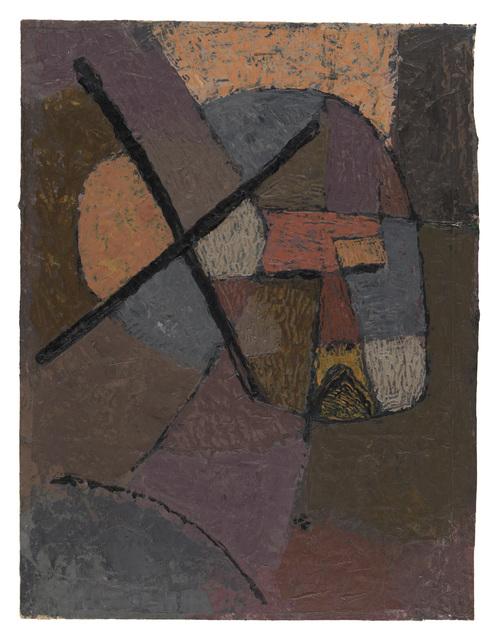 , 'Rayé de la Liste,' 1933, Centre Pompidou