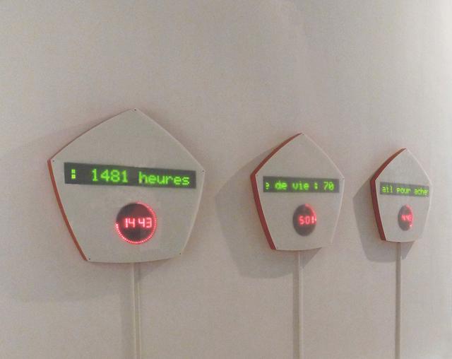 , 'Time-Value,' 2012, Jozsa