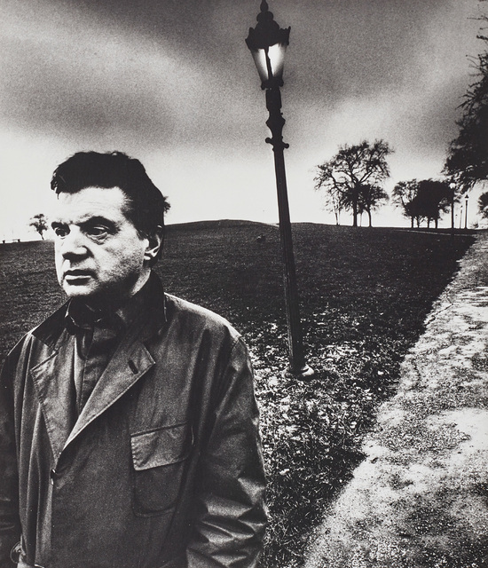 Bill Brandt, 'Francis Bacon walking on Primrose Hill', 1963, Phillips