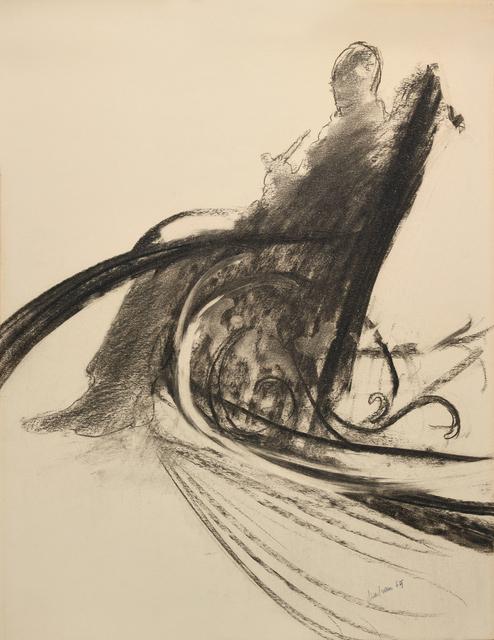 Sam Szafran, 'Homme au fauteuil', 1965, Millon