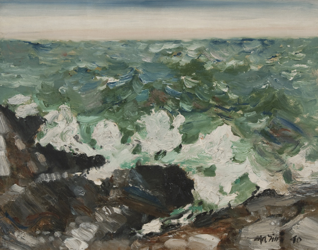 , 'Cape Split,' 1940, Alexandre Gallery