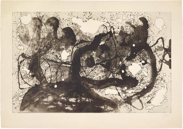 Joan Miró, 'Les géants (The Giants): plate 6', 1960, Phillips