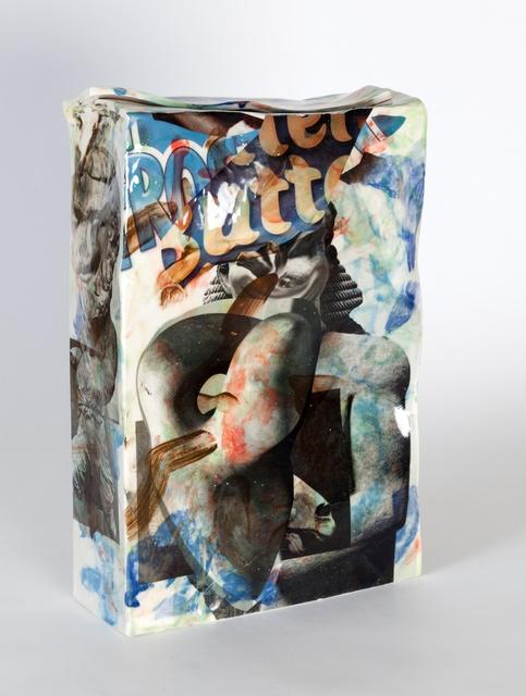 , 'Cerebral Box nr. 9,' 2015, Martin van Zomeren