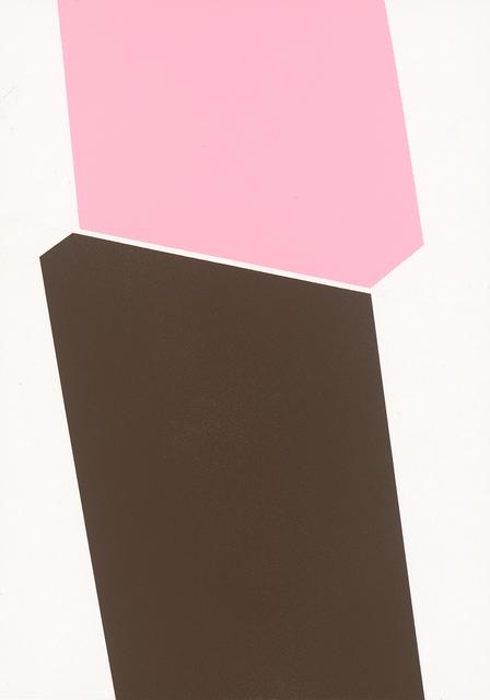 , 'Ohne Titel,' 2017, Galerie Thomas Schulte