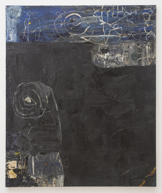 , 'Refusal,' 1991, Haines Gallery