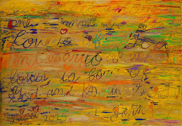 Leland Lee, 'John 4:7', 2015, Artrue Gallery
