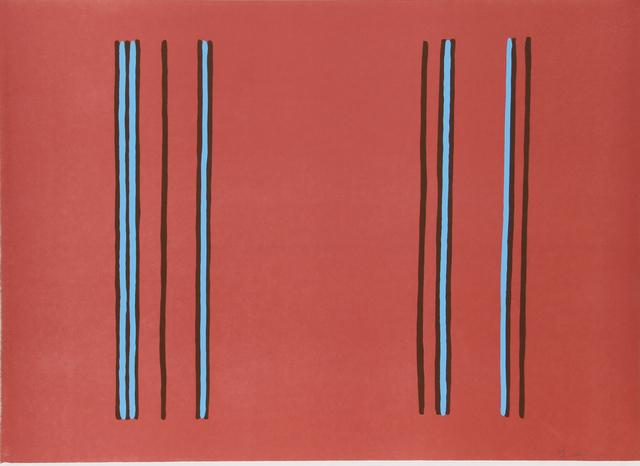 Gene Davis, 'Lilac', 1980, RoGallery