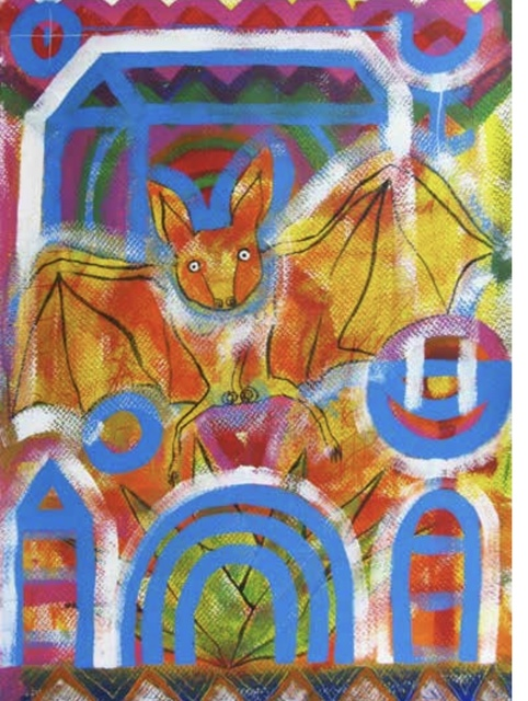 Chu Huiini, 'De la serie en el Palenque II', 2016, Galeria Oscar Roman
