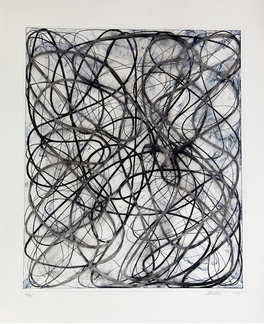 , 'String Theory III,' 2016, Meyerovich Gallery