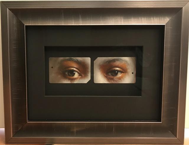 , 'Metro Eyes,' 2017, RJD Gallery