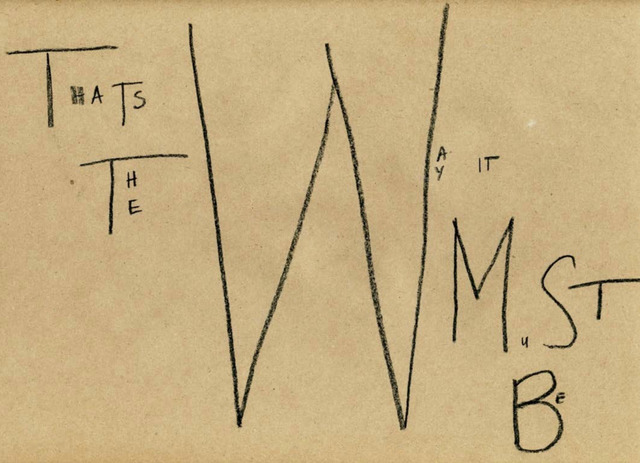 , 'That's the Way it Must Be,' 2010, John Wolf Art Advisory & Brokerage