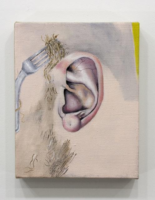 , 'Ear With Fork,' , Galerie Sébastien Bertrand