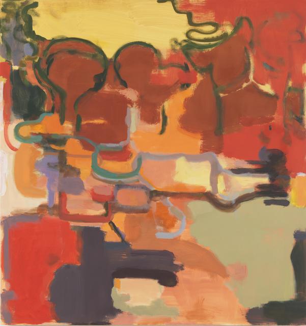 Elizabeth Hazan, 'Fireplace Road', 2019, Johannes Vogt Gallery
