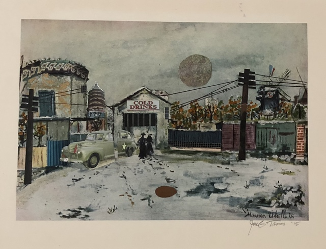 , 'Utrillo/Taner: Cold Drinks,' 2015, Imlay Gallery