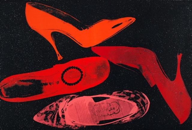 Andy Warhol, 'Shoes, F & S II.253', 1980, Andipa