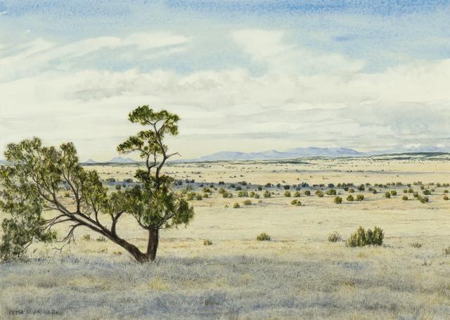 , 'De La Cabra,' 2017, Gerald Peters Gallery Santa Fe
