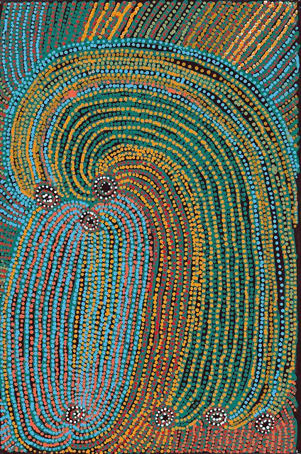 , 'Walu,' 2007, D'Lan Davidson
