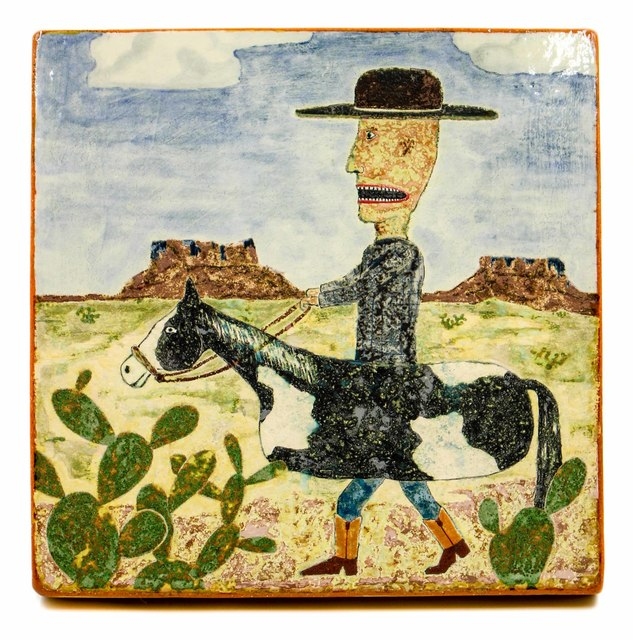 , 'Riding My Horse,' 2018, form & concept