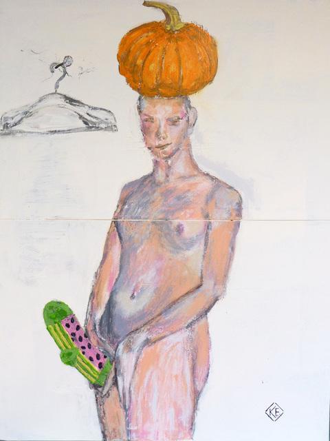 Kat Elagina, 'Halloween Costume', Gallery 211
