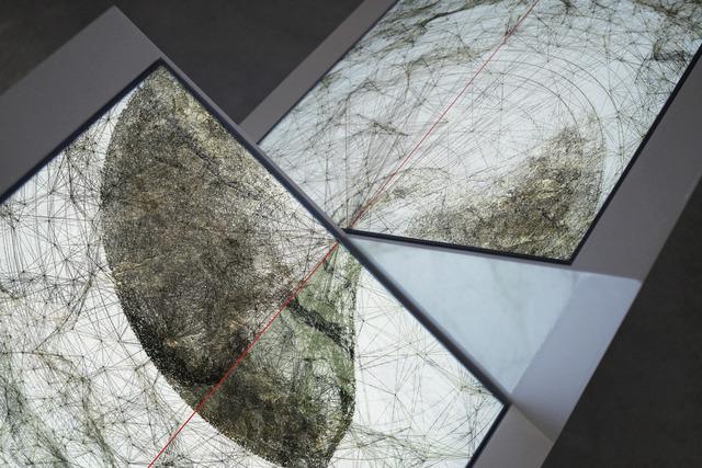, 'oscillating continuum,' 2018, Takuro Someya Contemporary Art