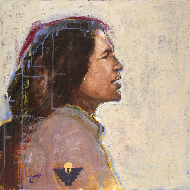 , 'Dolores Huerta,' 2017, Seager Gray Gallery