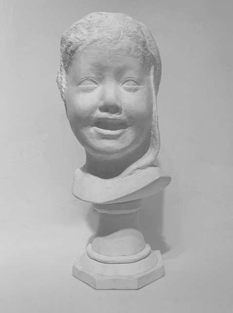Li Hongbo 李洪波, 'The Child with Scarf', 2019, Contemporary by Angela Li