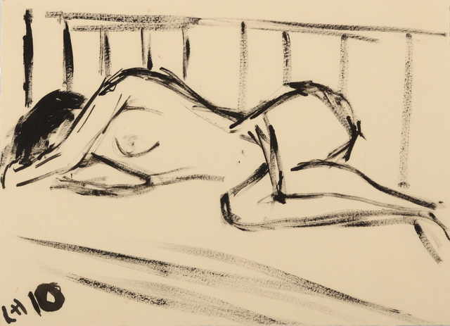 Rachel Howard, 'Sleeping Woman On A Day Bed', 2010, Chiswick Auctions