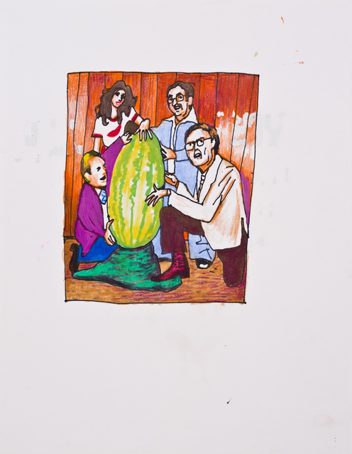 , 'Big Watermelon,' 2014, Lora Reynolds Gallery
