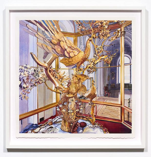 , 'Automaton,' 2017, Catharine Clark Gallery